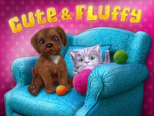 cute fluffy spiele