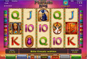 Novoline Pharaoh's Ring online