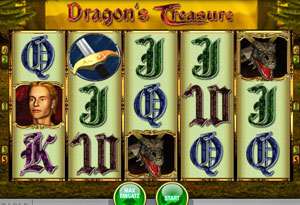 Merkur Dragon's Treasure online